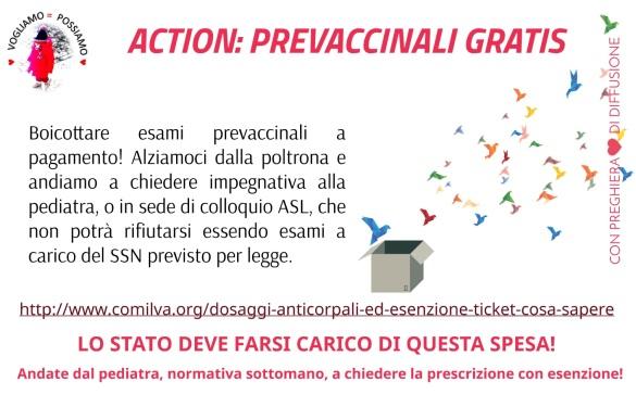 ACT3 PREVAX GRATIS