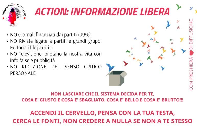 ACT4 INFORMAZIONE LIBERA