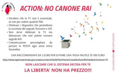 ACT5 NO CANONE RAI
