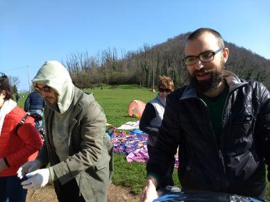Il Nostro Super Biologo dott, Gherlenda - Parco Le Fiorine - Teolo (PD)